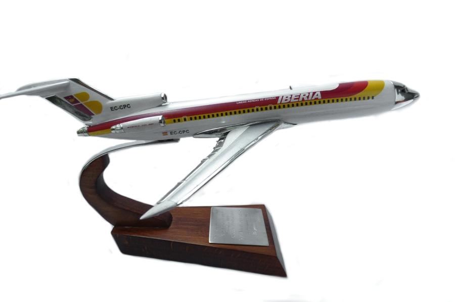 Regalos relacionados con la aviación 727-211