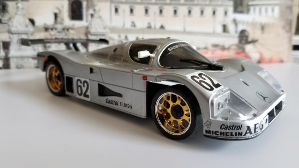 Quelques Sauber-Mercedes C9 20180515