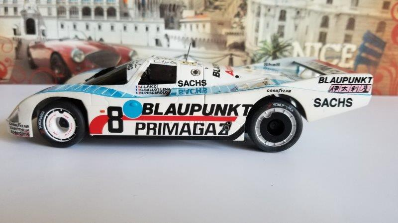 Quelques Porsche 956 et 962 20180710