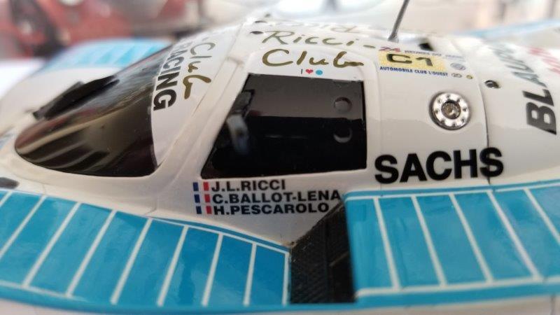 Quelques Porsche 956 et 962 20180711