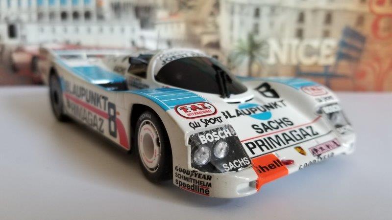 Quelques Porsche 956 et 962 20180712