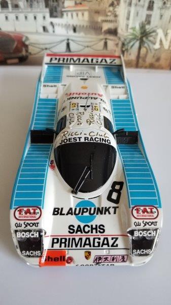 Quelques Porsche 956 et 962 20180714
