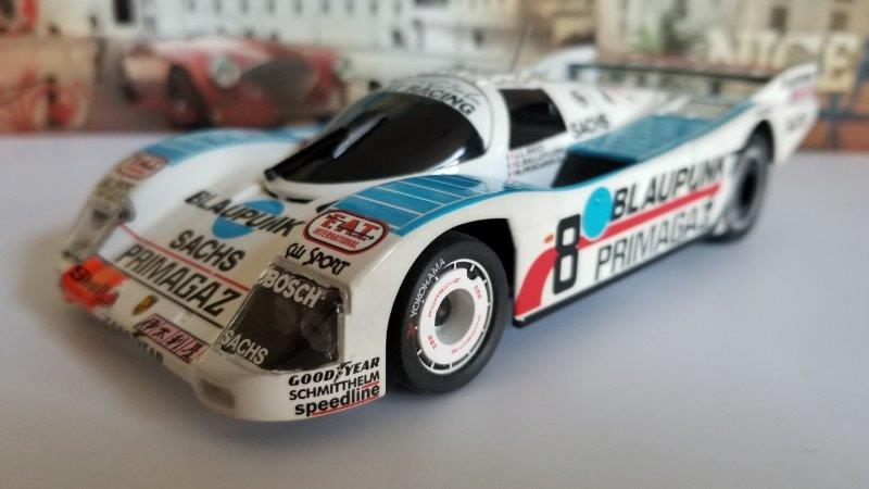 Quelques Porsche 956 et 962 20180717