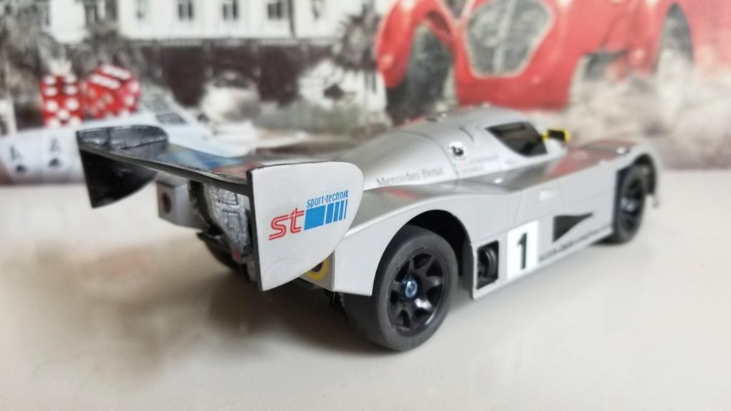 Quelques Sauber-Mercedes C9 20181026