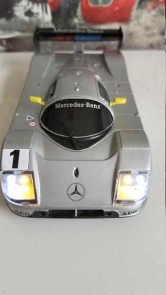 Quelques Sauber-Mercedes C9 20181030