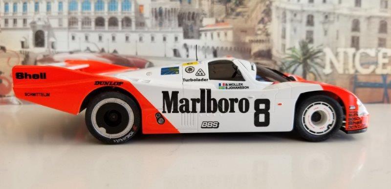 Quelques Porsche 956 et 962 20190116