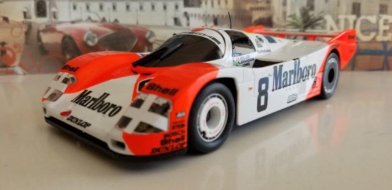 Quelques Porsche 956 et 962 20190118