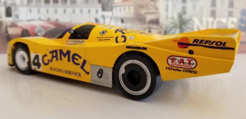 Quelques Porsche 956 et 962 20190124