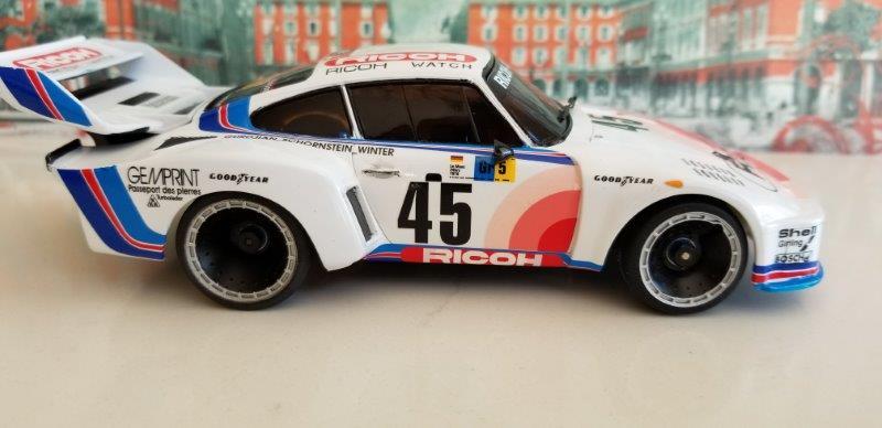 """Porsche 935 """"Ricoh"""" Le-Mans 1978 20190310"""