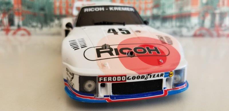 """Porsche 935 """"Ricoh"""" Le-Mans 1978 20190311"""