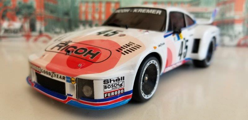 """Porsche 935 """"Ricoh"""" Le-Mans 1978 20190312"""