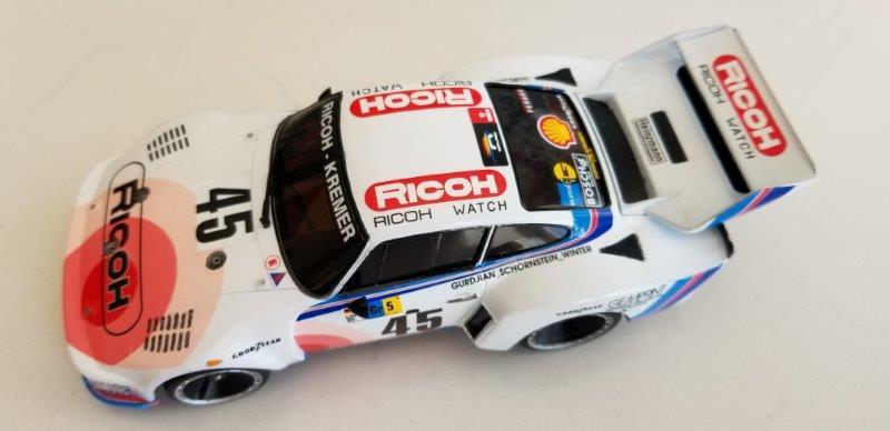 """Porsche 935 """"Ricoh"""" Le-Mans 1978 20190313"""