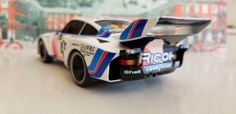 """Porsche 935 """"Ricoh"""" Le-Mans 1978 20190314"""