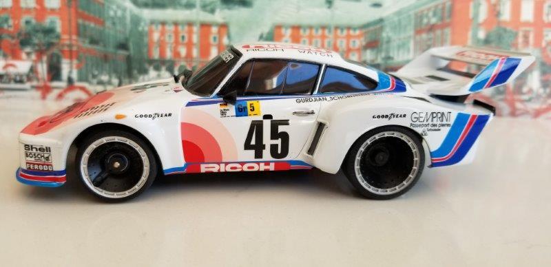 """Porsche 935 """"Ricoh"""" Le-Mans 1978 20190315"""