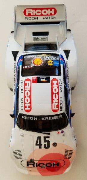 """Porsche 935 """"Ricoh"""" Le-Mans 1978 20190316"""