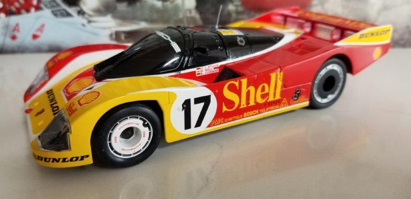 Encore quelques Porsche 956 et 962... 20190321