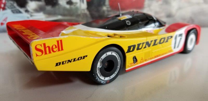 Encore quelques Porsche 956 et 962... 20190322