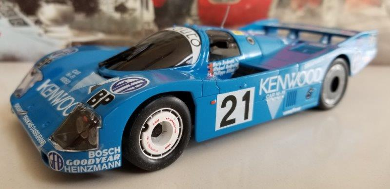 Encore quelques Porsche 956 et 962... 20190324