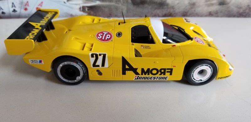 Encore quelques Porsche 956 et 962... 20190329