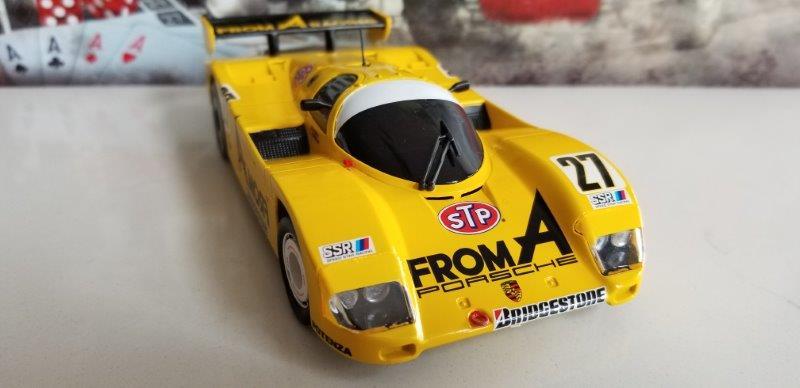 Encore quelques Porsche 956 et 962... 20190330