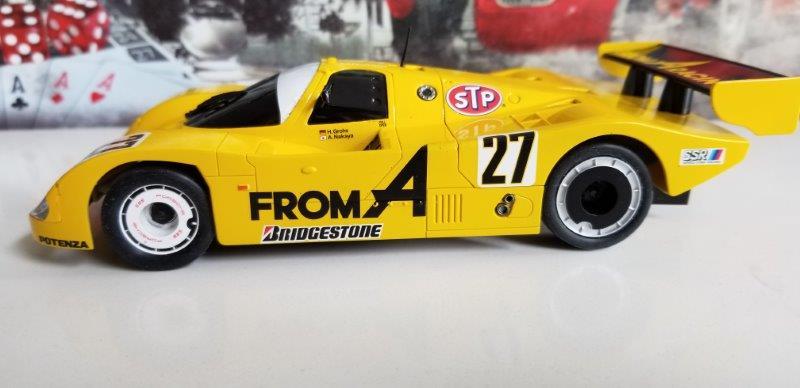 Encore quelques Porsche 956 et 962... 20190331