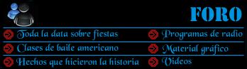 Foro Tributo Americano