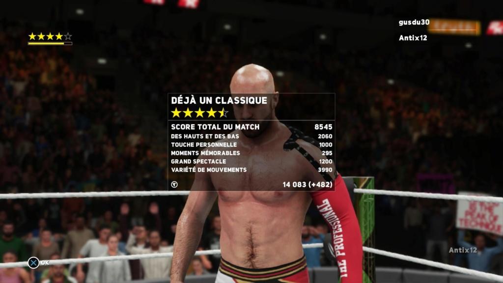 CDM 2K18 - RÉSULTATS MATCHS DE POULES  Cesaro11
