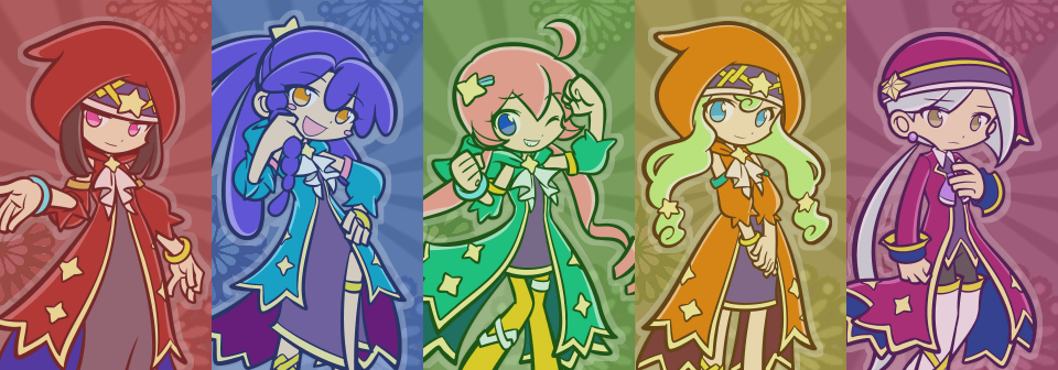 Puyo Puyo VS Modifications of Characters, Skins, and More - Page 7 Stella10