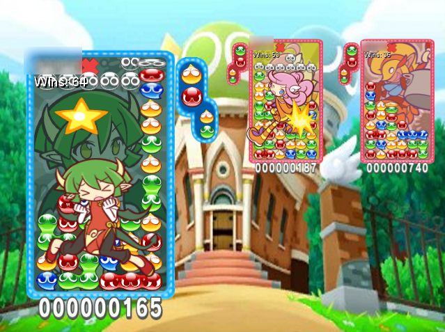 Puyo Puyo VS Modifications of Characters, Skins, and More - Page 4 Update10
