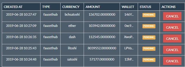 [PAGANDO] CRYPTOMININGGAME - FAUCET GAME BTC / DOGE / LTC - Refback 80% - Pagos a FAUCETHUB - Página 2 Cm10