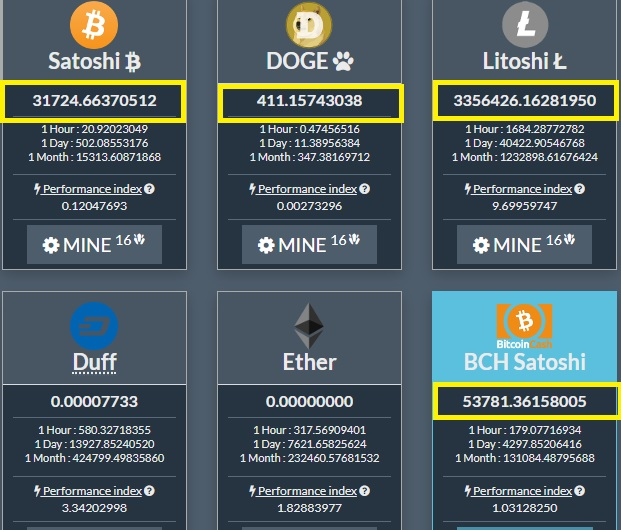 [PAGANDO] CRYPTOMININGGAME - FAUCET GAME BTC / DOGE / LTC - Refback 80% - Pagos a FAUCETHUB Cr10