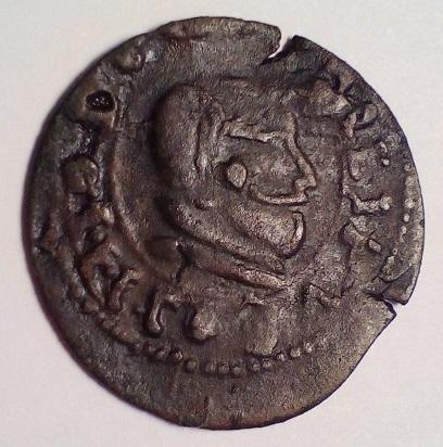16 maravedís de Felipe IV, falsos de época. A-feli12