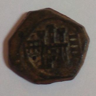 4 maravedís de Felipe IV de Segovia. Rev_210