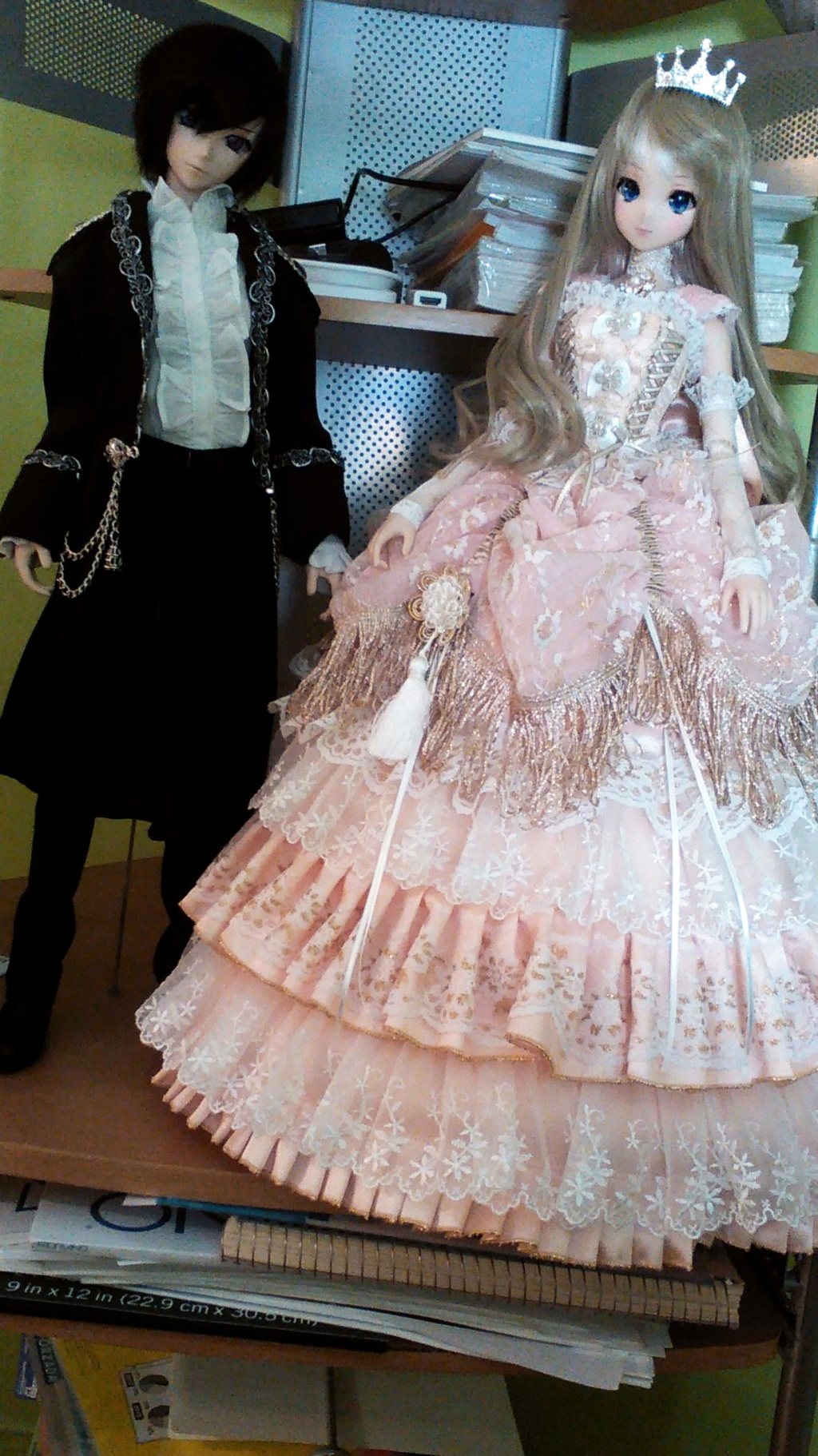 [Smart Doll Starlight & Lelouch] - Page 4 Img_2012