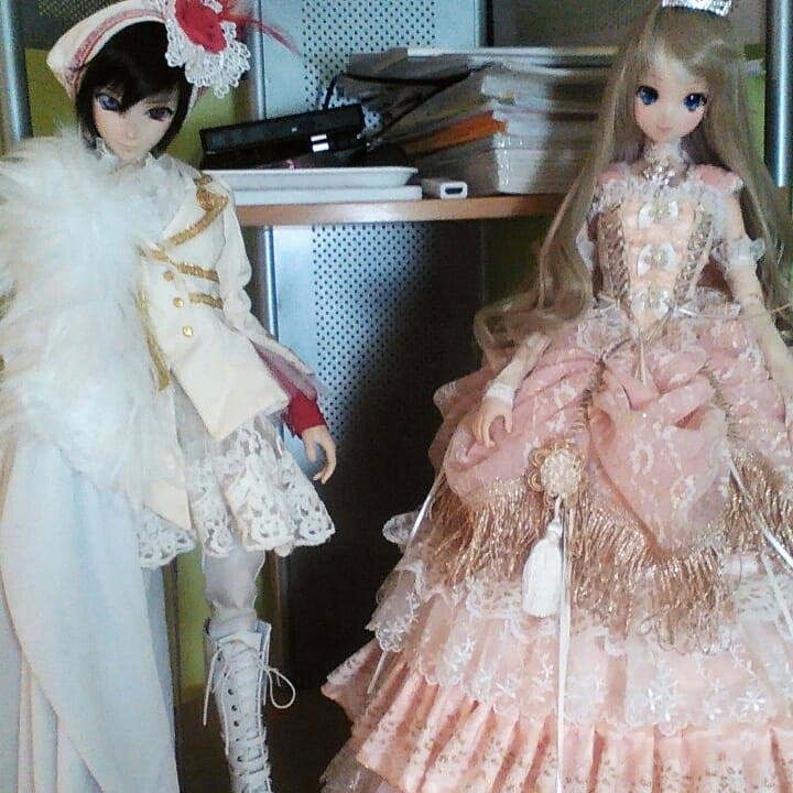 [Smart Doll Starlight & Lelouch] - Page 4 Img_2015