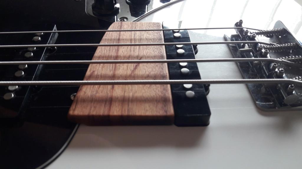 Meia Rampa pro jazz bass 711