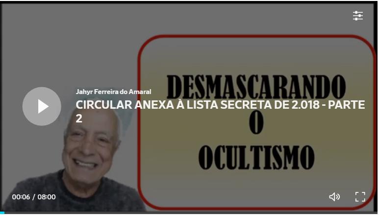 CIRCULAR ANEXA À LISTA SECRETA DE 2018 - PARTE 2 310