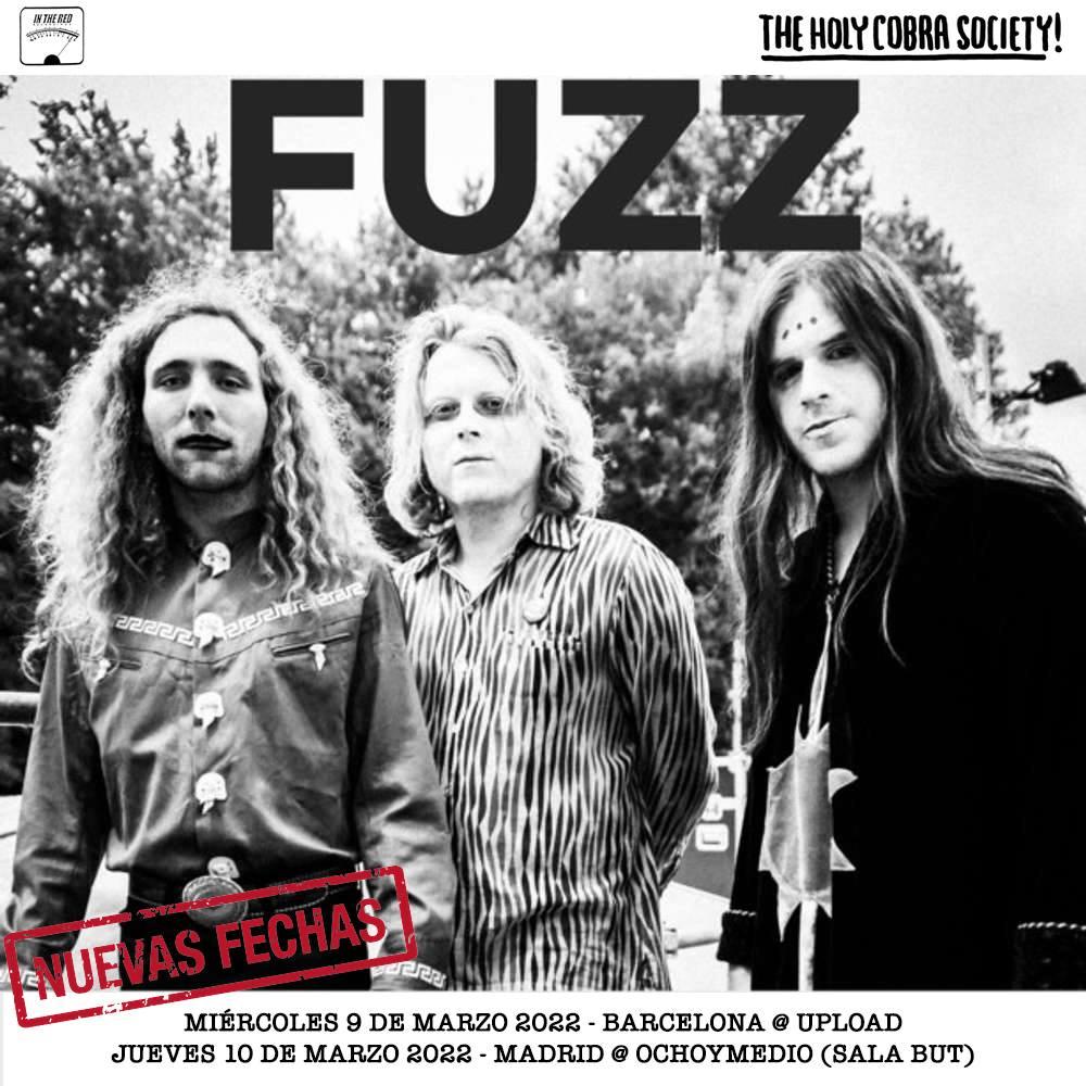 FUZZ - Black Sabbath y Blue Cheer en pleno siglo XXI - Página 5 14739310