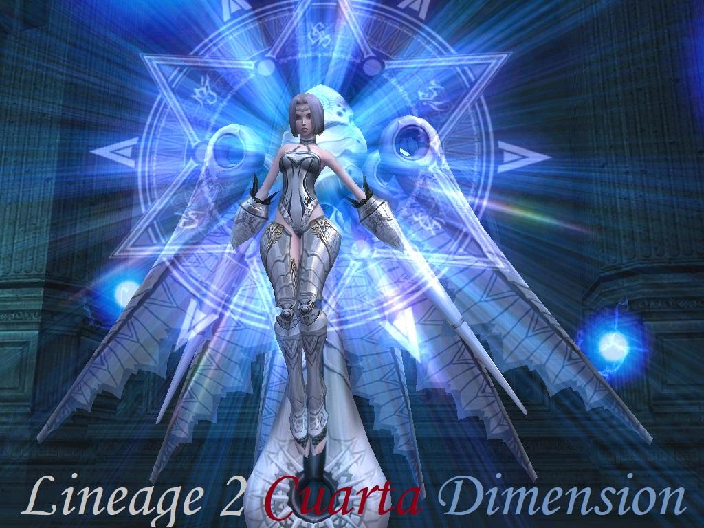 Lineage 2 Cuarta Dimensión!