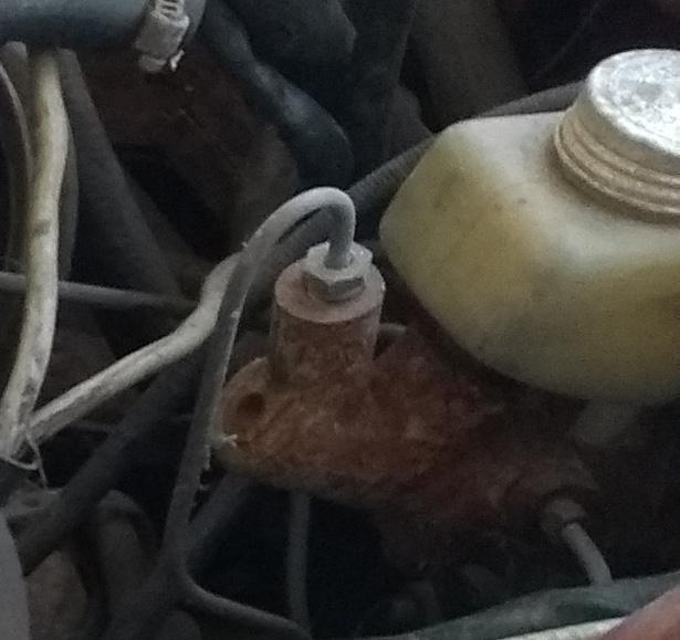 frein arrière à disque gordini ou injection Maitre10