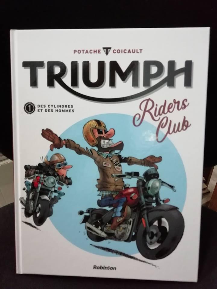La BD Triumph 45590110