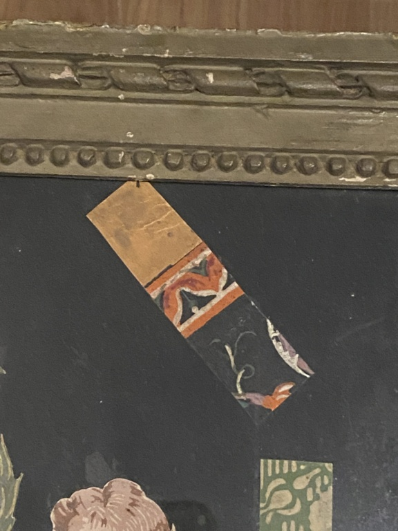 Les papiers peints de la prison du Temple - Page 2 323da110