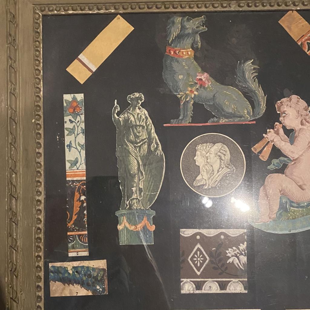 Les papiers peints de la prison du Temple - Page 2 D43c4810
