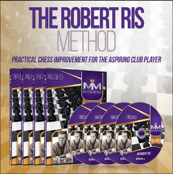 Robert Ris Method: Practical Chess Improvement for the Aspiring Club Player Sssaaa10