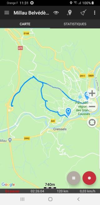 EvTrip convoyage ZOE de Grasse à Nantes E2s1_c10