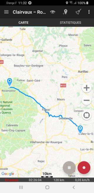 EvTrip convoyage ZOE de Grasse à Nantes E2s3_c10