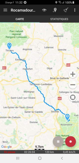 EvTrip convoyage ZOE de Grasse à Nantes E2s4_c10