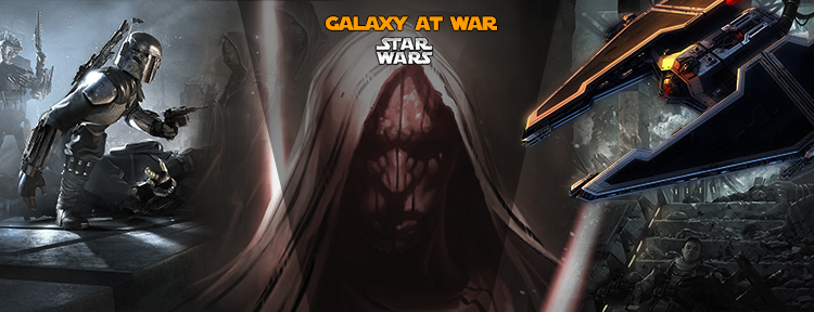 Star Wars Galaxy at War