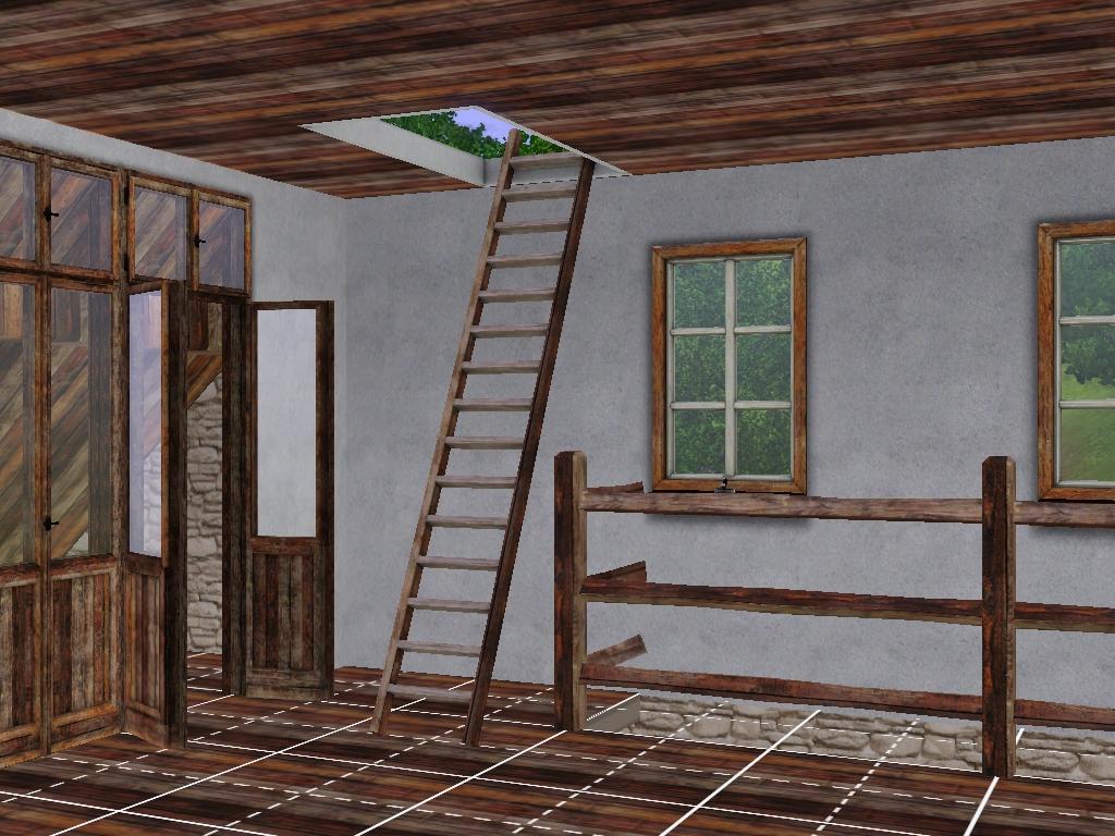 [Sims 3] Vide au-dessus d'un escalier Screen10