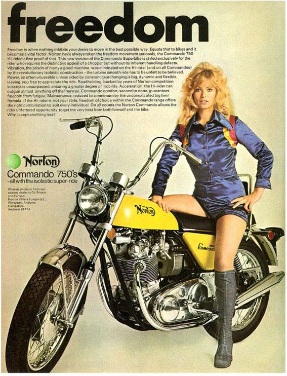 Norton 750 Commando 86f14710